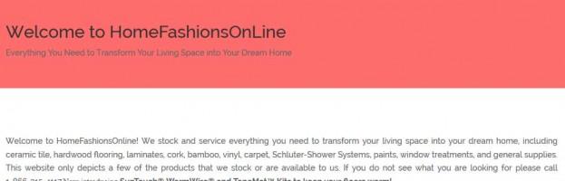 Home Fashions Online