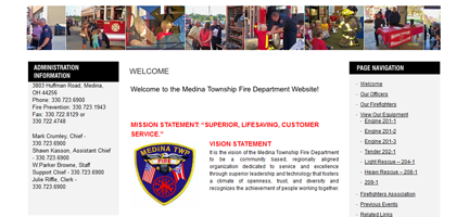 Medina Township Fire Department