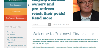 ProInvest Financial